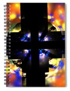 Soul Meets Body Spiral Notebook