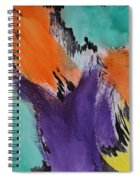 Soul Patch Spiral Notebook