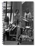 Soundcheck #9 Spiral Notebook