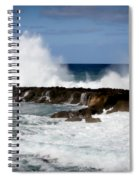 Sounds Of Hawaii Spiral Notebook