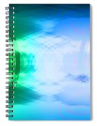 Soundwaves 2 Spiral Notebook