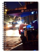 Soup Stand Spiral Notebook