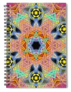 Source Fabric K1 Spiral Notebook