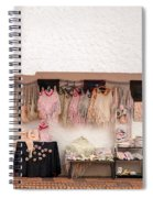 South American Souvenirs Spiral Notebook