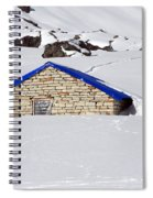 South Annapurna Base Camp - Nepal 04 Spiral Notebook