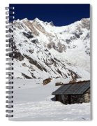 South Annapurna Base Camp - Nepal 05 Spiral Notebook