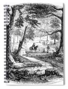 South Carolina Battlefield Spiral Notebook