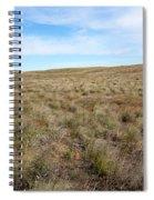 South-central Washington Grassland Spiral Notebook