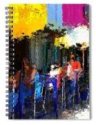South Congress Spiral Notebook