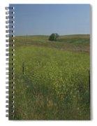 South Dakota Homestead Spiral Notebook