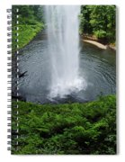 South Falls Oregon Spiral Notebook