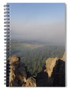 South Fork Fire Spiral Notebook
