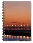 South Haven Reflection Spiral Notebook