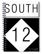 South Nc 12 Spiral Notebook