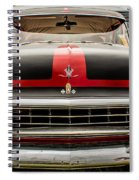 South Of The Border Spiral Notebook