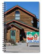 South Park House Spiral Notebook