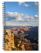 South Rim Sunrise Spiral Notebook