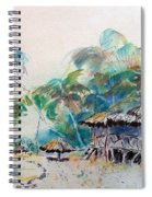 South Sea Home Spiral Notebook