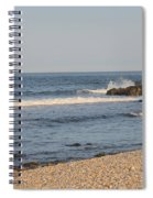 South Shore Of Long Island Spiral Notebook