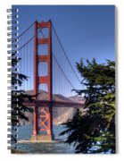 South Tower Spiral Notebook