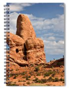 South Window Arches National Park Spiral Notebook