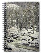 South Yuba River Spiral Notebook