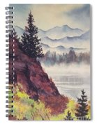 Southeast Alaska Spiral Notebook
