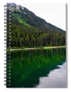 Southeast Shoreline Spiral Notebook