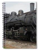 Southern 401 Memphis Spiral Notebook