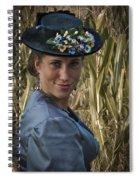 Southern Belle Spiral Notebook