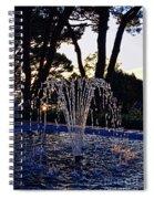 Southern California's Wafarers Chapel 4 Spiral Notebook