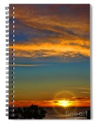 Southern California's Wafarers Chapel 5 Spiral Notebook