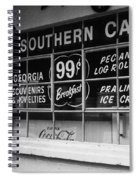 Southern Charms Spiral Notebook