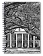 Southern Class Monochrome Spiral Notebook