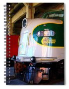 Southern Crescent And Company Spiral Notebook