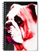 Southern Dawg By Sharon Cummings Spiral Notebook