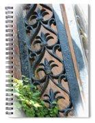 Southern Ironwork Spiral Notebook