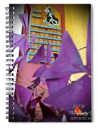 Southern Luck Spiral Notebook