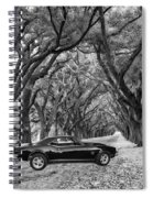 Southern Muscle Spiral Notebook