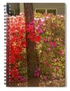 Southern Spring Color Spiral Notebook