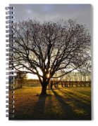 Southern Sunrise  Spiral Notebook