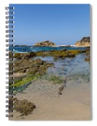 Aliso Creek Beach I I Spiral Notebook