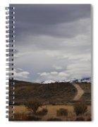 Southfork 1 Spiral Notebook