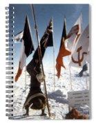 Southpole-antarctica-photos-2 Spiral Notebook