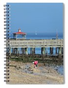 Southport Nc Spiral Notebook
