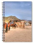 Southwest Ride Spiral Notebook