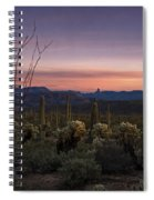 Southwest Serenity  Spiral Notebook