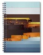 Southwest Sunrise 1 Spiral Notebook