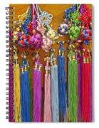 Souvenirs, China Spiral Notebook