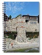 Sozopol Fortress Wall  Spiral Notebook